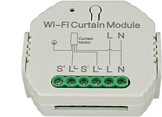 LEDLUX SH108 Modulo Tapparelle WIFI Interruttore Smart Switch 220V 2A Per Tende Persiane Tapparelle Elettriche Con APP TUY...