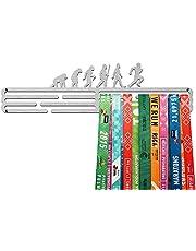 United Medals DARWIN, Sport Medaille Hanger Display | Geborsteld Roestvrij Staal houder medaillehanger (Max. 48 Medailles)