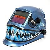 LEXPON Welding Helmet Automatic LPAS53 Solar Welding Shield Adjustable Grinding ARC TIG MIG