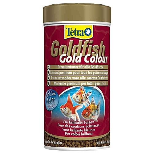 Tetra Goldfish Goldcolour - 250 ml
