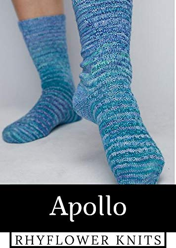 Apollo (Knitting Pattern) (English Edition)