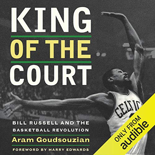 King of the Court audiobook cover art