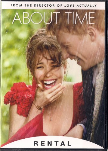 About Time (Dvd, 2014) Rental Exclusive