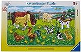 Ravensburger - Puzzle de 15 Piezas (29.7x19 cm) (6046)