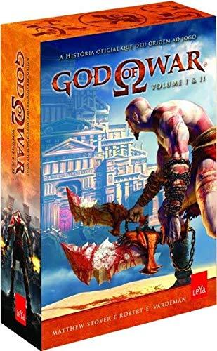 Box God of War - Vol. 1 e 2