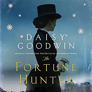 The Fortune Hunter audiobook cover art