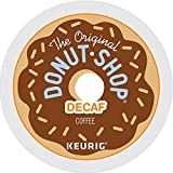 The Original Donut Shop Decaf, Single-Serve Keurig K-Cup Pods, Medium Roast Coffee, 72 Count