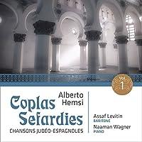 Alberto Hemsi: Coplas Sefardies