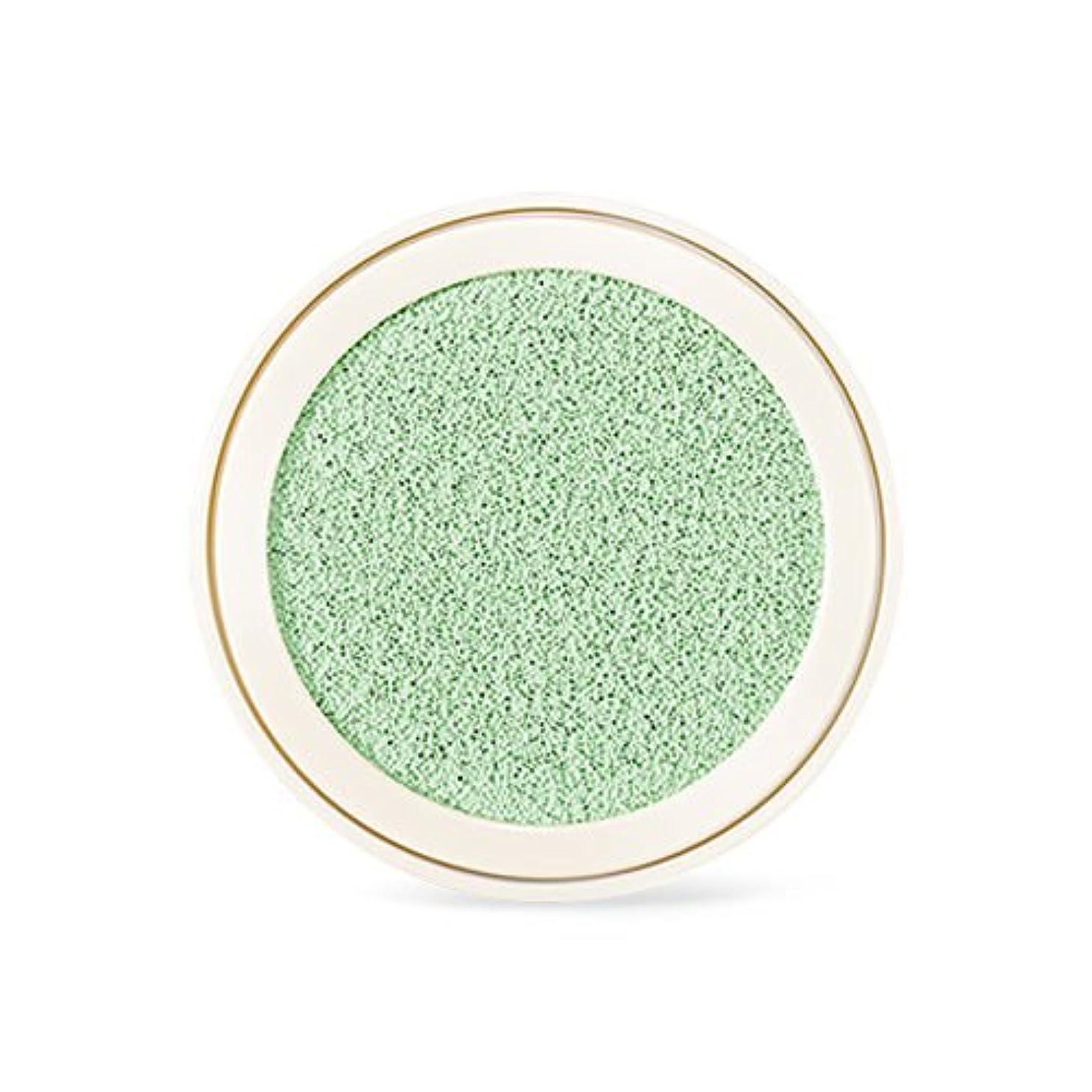 トランクライブラリ建物シャツinnisfree [My Cushion] No-sebum Correcting Cushion (Refill) 14g/イニスフリー [マイクッション] ノーシーバム コレクティング クッション (リフィル) 14g (#3 Vanilla Green) [並行輸入品]