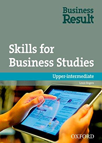Business Result Skills for Business Studies Upper-intermediate