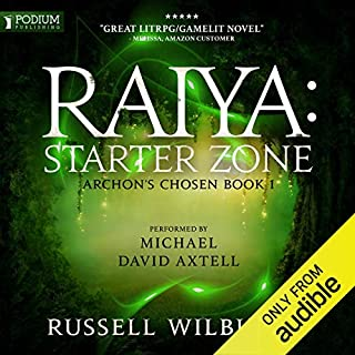 Raiya: Starter Zone cover art