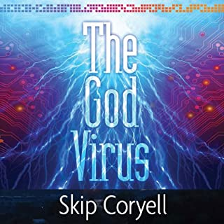 The God Virus audiobook cover art