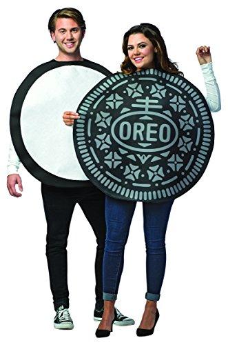 Rasta Imposta - Oreo Couples Adult Costume - Standard
