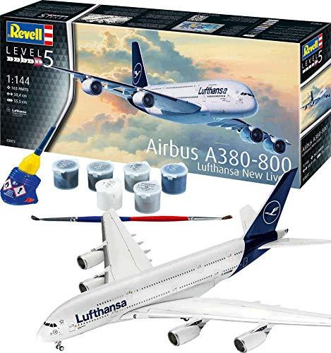 Idee+Spiel Airbus A380-800 Lufthansa