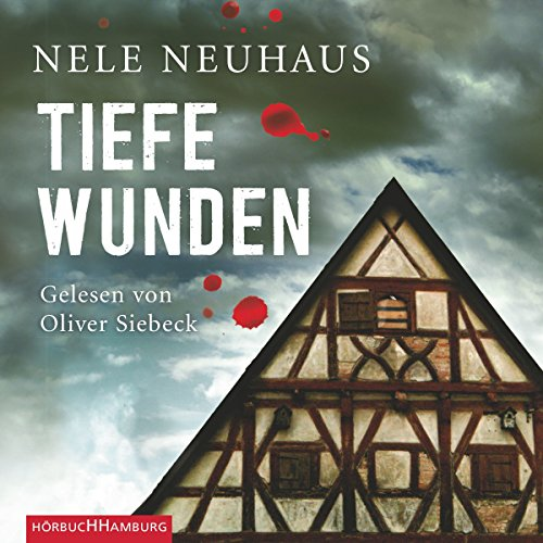 Tiefe Wunden     Bodenstein & Kirchhoff 3              By:                                                                                                                                 Nele Neuhaus                               Narrated by:                                                                                                                                 Oliver Siebeck                      Length: 15 hrs and 5 mins     8 ratings     Overall 4.1