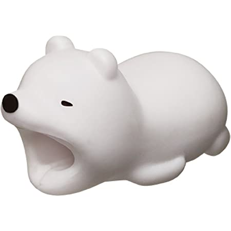 CABLE BITE Polar Bear ケーブルバイト シロクマ