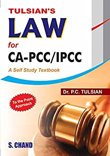 Law for CA-PCC/IPC