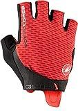 CASTELLI 4521024-023 Rojo Corsa Pro V Glove Guantes Ciclismo Hombre Red S