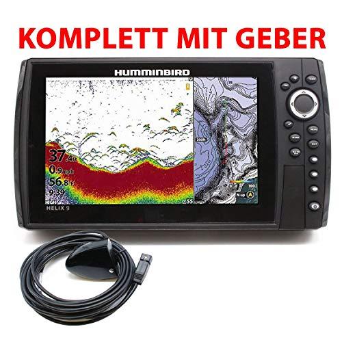Humminbird Helix 9 Chirp GPS G3NEcholot Fishfinder mit Gebe