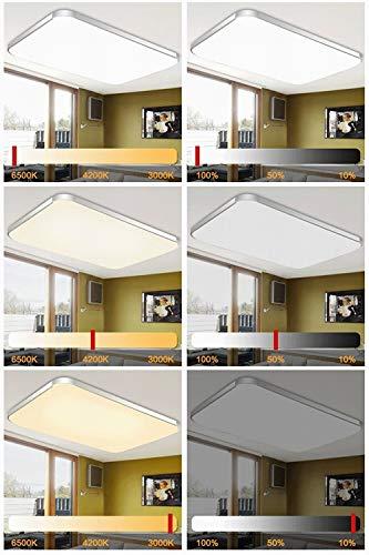 Stylehome - Lampada LED da soffitto e da parete, a...