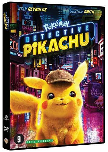 DVD Détective Pikachu