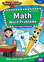 Math Word Problems DVD by Vic Mignogna