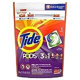 Tide Pods - Detergente per bucato, Spring Meadow, 35 pezzi
