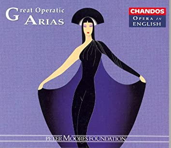 GREAT OPERATIC ARIAS (Sung in English), VOL. 2 - Diana Montague