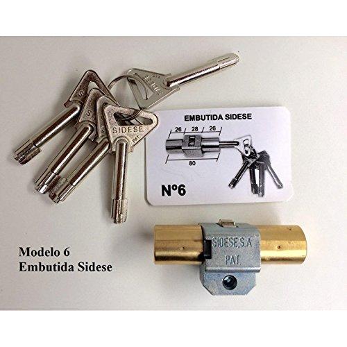 Sidese - Bombillo para Embutida modelo 6
