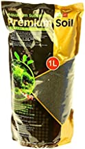 Aquarium Equip Substrate Premium Soil 2 Pound for Planted Dwarf Shrimp Water Plants Activated