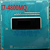 CPU I7 4800MQ 2.7-3.7G / 6M SR15L PGA Official Version of The Notebook CPU Supports HM86 / 87