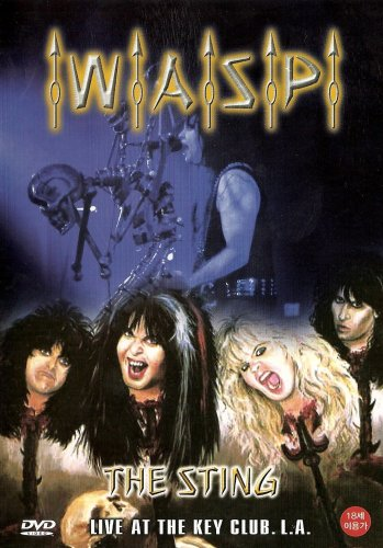 W.A.S.P. LIVE 2000 (THE STING) LIVE AT THE KEY CLUB L.A. (REGION 3)