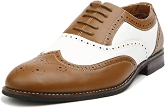 Best brown and white golf shoes Reviews