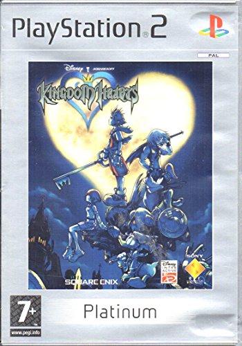 Kingdom Hearts-(Ps2) Platinum