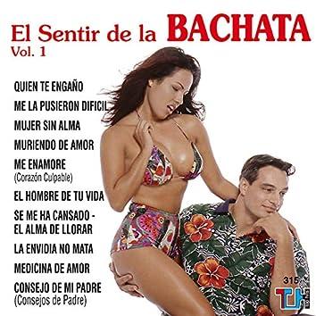 El Sentir De La Bachata, Vol. 1