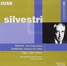 Donna Diana Overture / Symphony 3 / Enigma by Silvestri (2009-06-02)