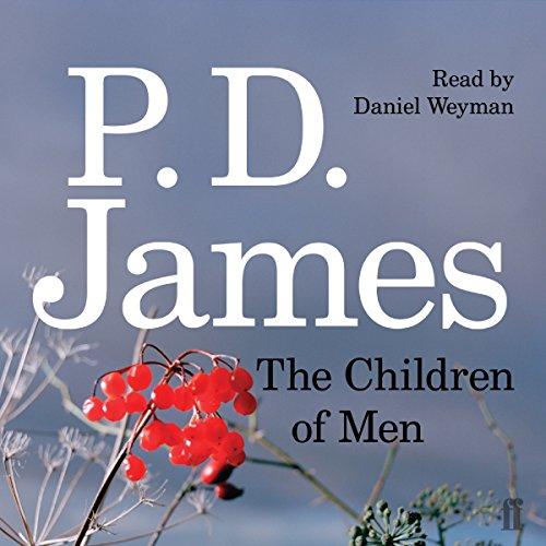 The Children of Men audiobook cover art