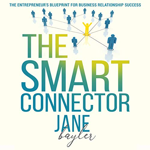 The Smart Connector audiobook cover art