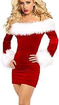 IYISS Women's Sexy Off Shoulder Mini Dress Costume