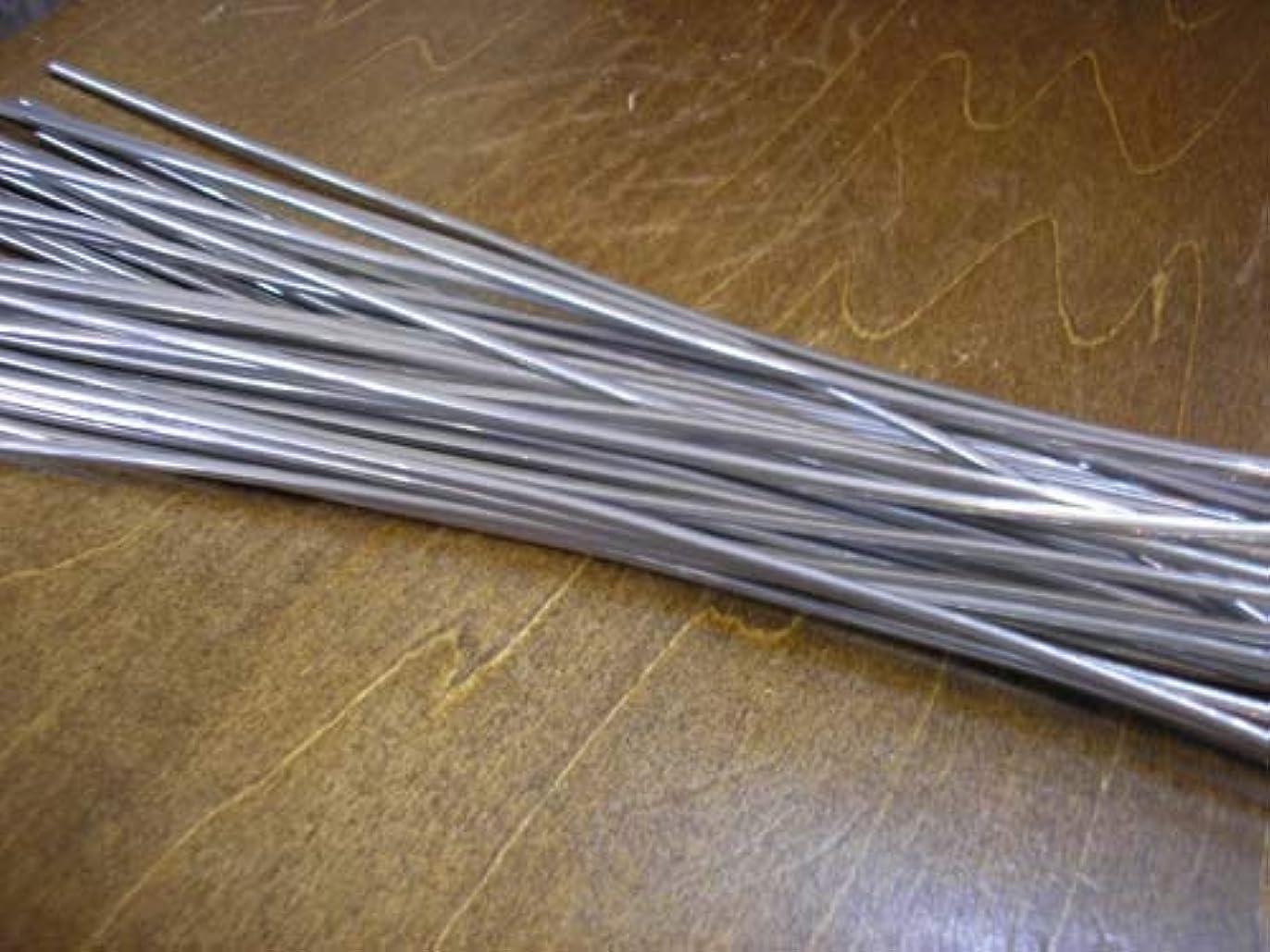 気を散らす地殻保険をかける半田 はんだ 鉛4対錫6 ステンドグラスはんだ棒500g(ステンドグラス用)