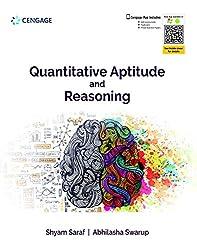 Quantitative Aptitude and Reasoning by Cengage