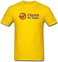 Dotion Men's HASS F1 Team Championship 2016 Design T Shirt