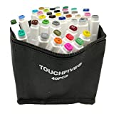 TOUCHFIVE Marker 40er Marker Stift Set neue Generation