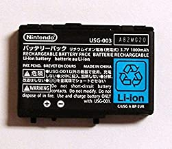 New OEM Original Nintendo DS Lite DSL NDSL USG-003 Battery (Renewed)