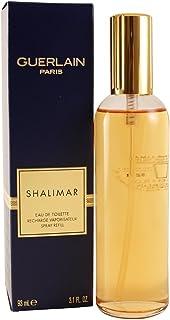Shalimar Eau de Toilette Spray Refill for Women by Guerlain 3.1 Oz / 93 Ml Refill