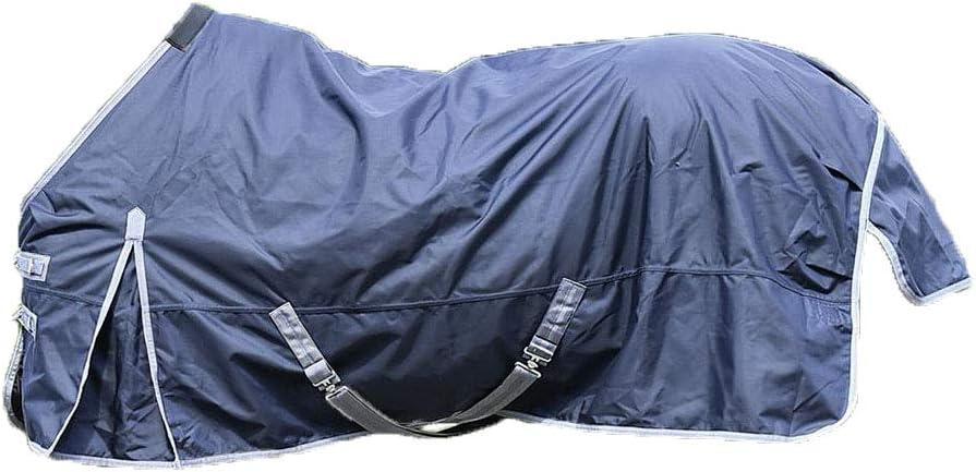 1680D Sale item Fashionable Turnout Waterproof Horse Winter Weight 6EE05 Heavy Blanket