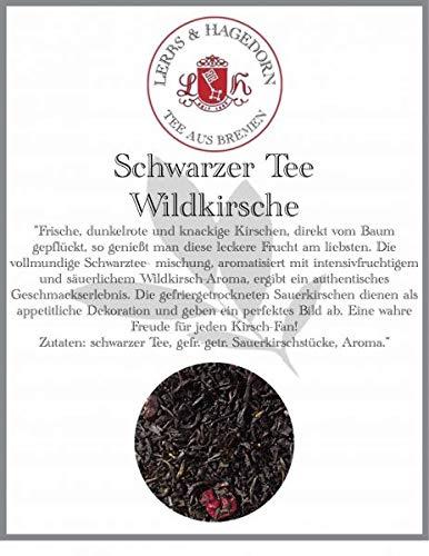 Schwarzer Tee Wildkirsche 1 kg - Wildkirsche