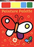 Mon bloc magique - Peinture palette - le papillon - Dès 3 ans