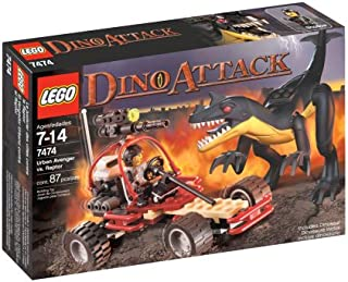 LEGO Dino Attack Urban Avenger vs. Raptor