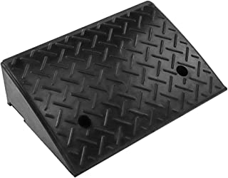 PrimeMatik - Rampa de Goma 48 x 13 x 32 cm